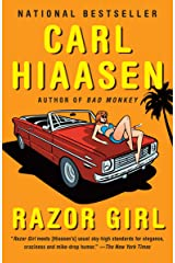 Razor Girl: A novel Kindle Edition