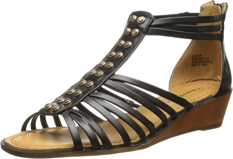 BareTraps Women's Belicia Wedge Sandal