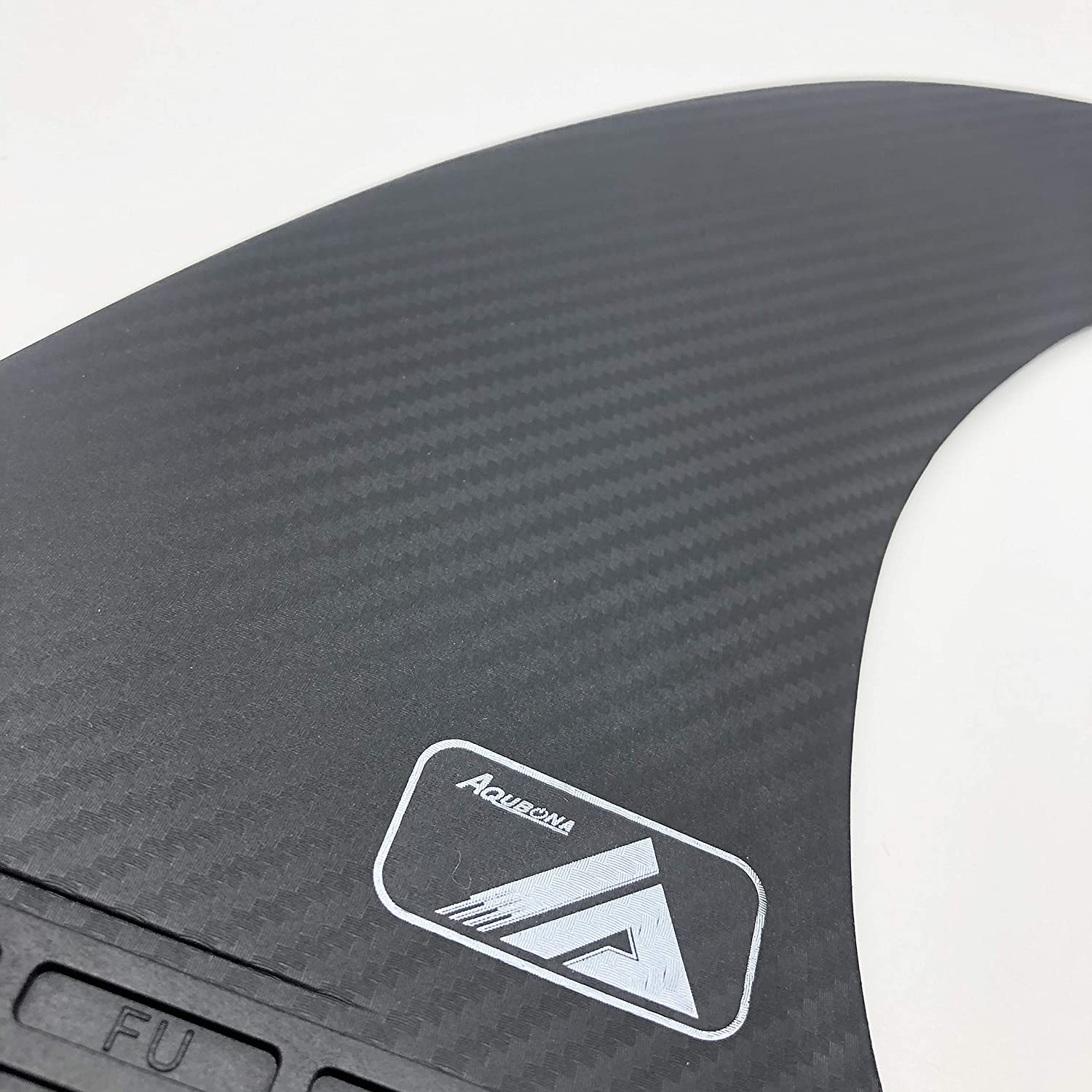 Surfboard /& Paddleboard AQUBONA Future /& FCS Surf//SUP Fin for Longboard Single Fin /& Thruster Reinforced FCS Surf Fins with Key /& Screws