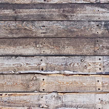 amazon com 8x8 ft retro wood wall photo backgrounds wooden