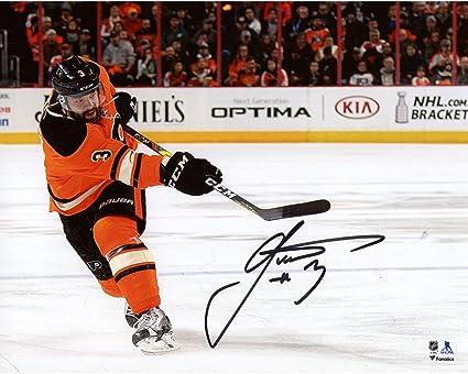 san francisco bab0f 6615f Radko Gudas Philadelphia Flyers Autographed 8