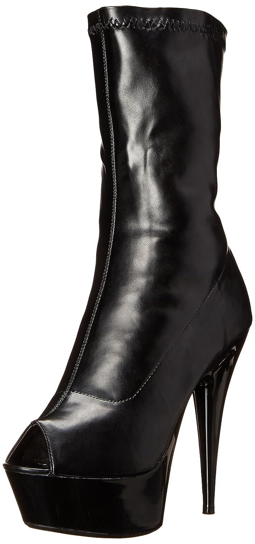 Ellie Shoes Women's 609-Vanna Boot B003Y9W4EE 10 B(M) US Black Matte