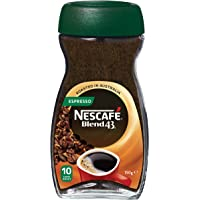 NESCAFÉ Blend 43 Espresso Instant Coffee 150g Glass Jar