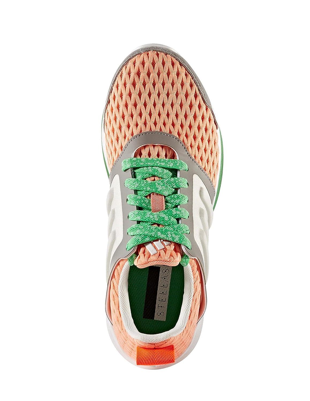 Adidas  Damen Turnschuhe Orange Semi Flash Orange Flash rot Ch Solid grau