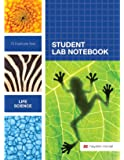 Life Sciences Student Lab Notebook: 70 Carbonless Duplicate Sets