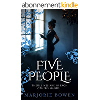 Five People (English Edition)