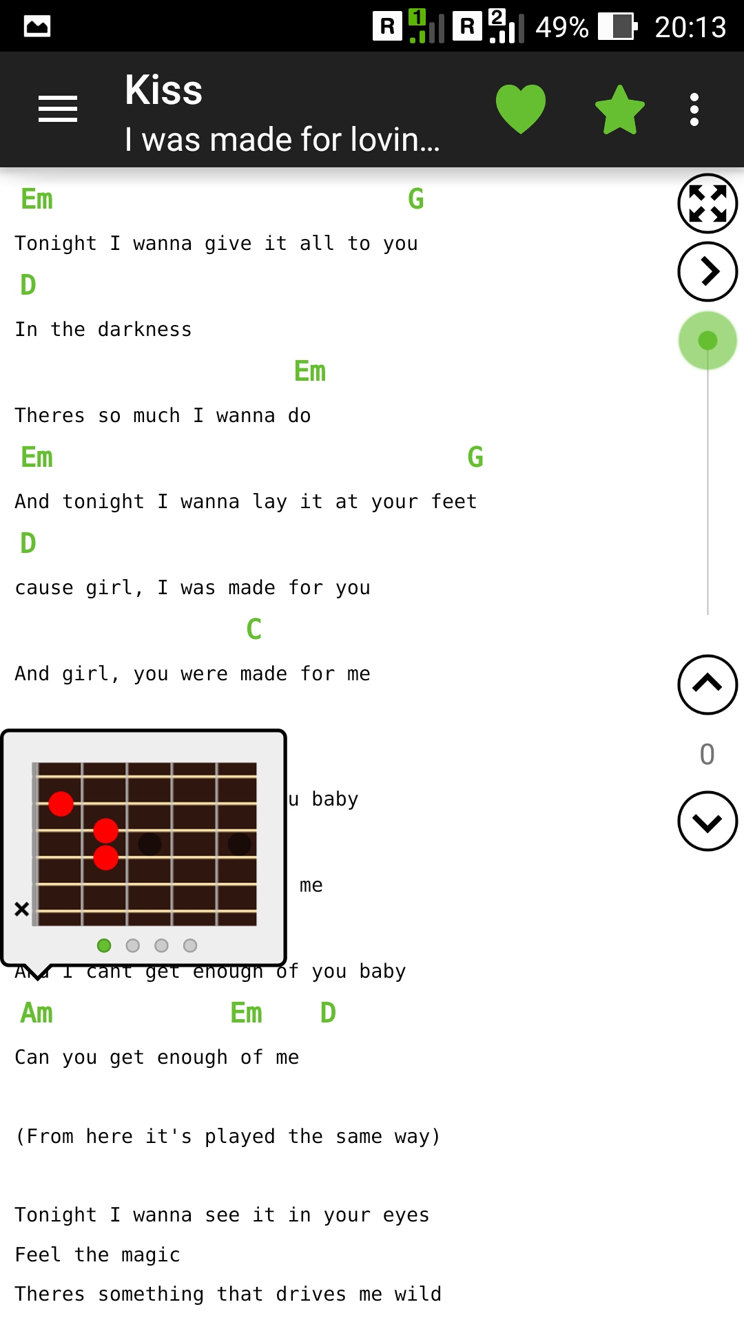 Amazon guitar chords and tabs appstore for android 000 hexwebz Images