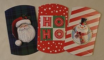 Santa Ho Ho Ho Christmas Card Holder