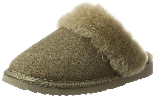Extremadamente Venta En Línea En El Precio Barato De Italia Warmbat Flurry amazon-shoes beige Descuento Llegar A Comprar b4bmv
