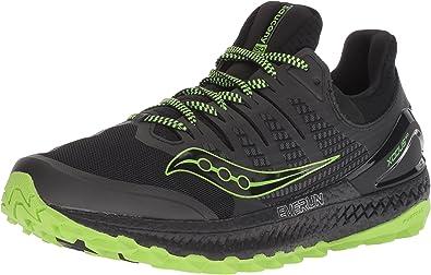 Amazon Com Saucony Men S Xodus Iso 3 Sneaker Road Running