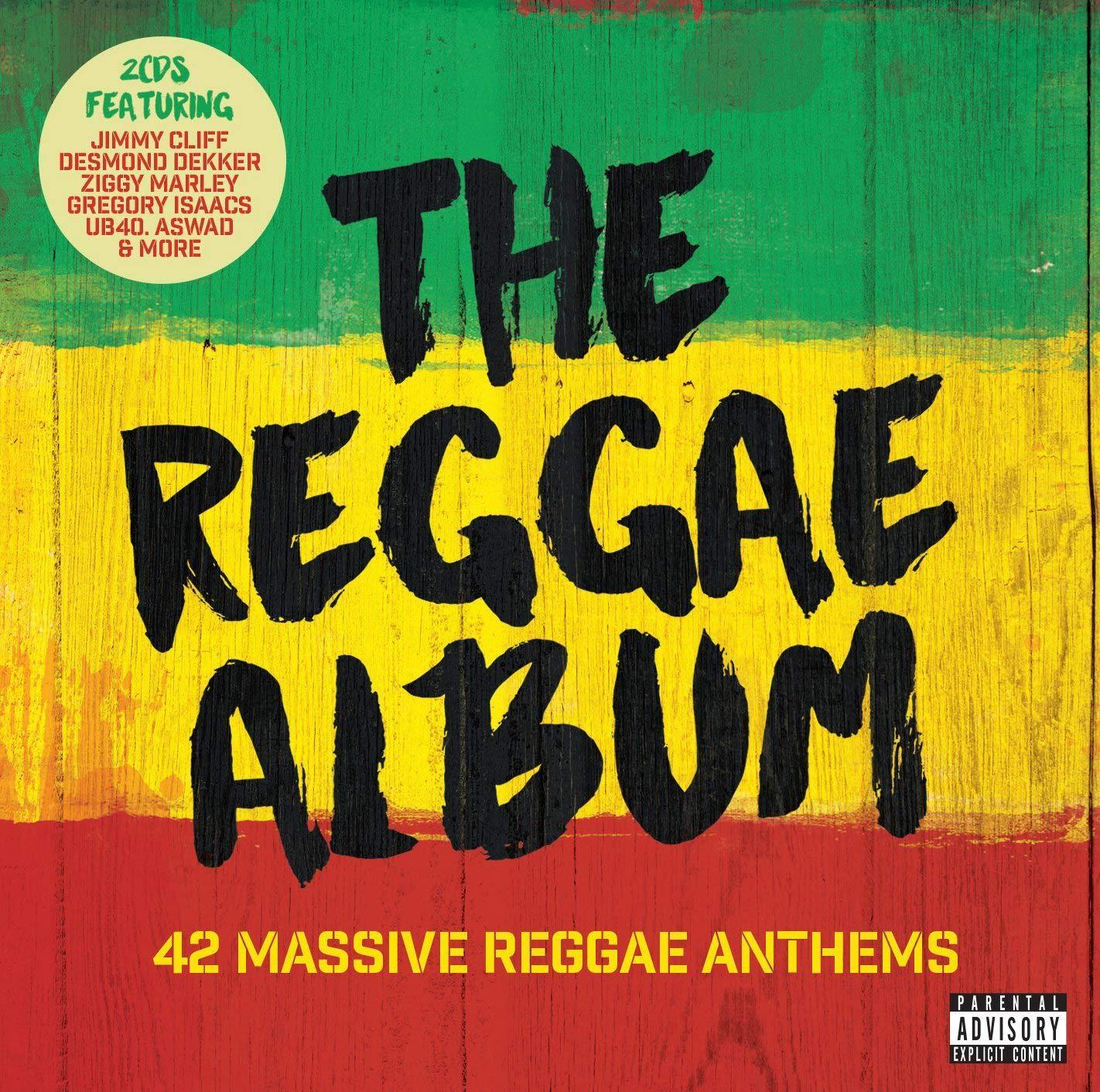 f38fa9348ec5 The Reggae Album