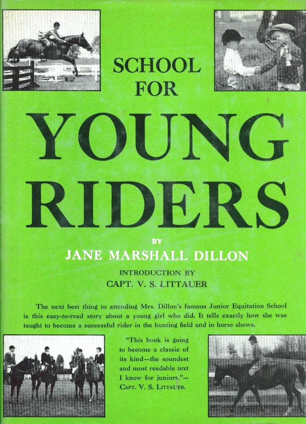 School for Young Riders
