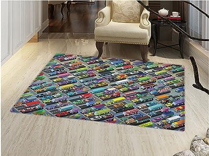 alfombra vans