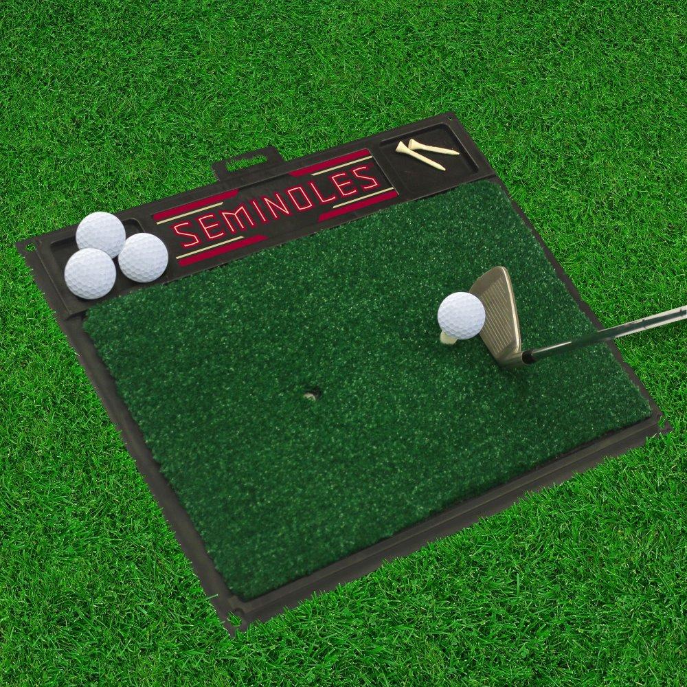 ファンマットFlorida State Seminoles NCAA Golf Hitting Mat ( 20in L x 17でW )   B00N05VY5W
