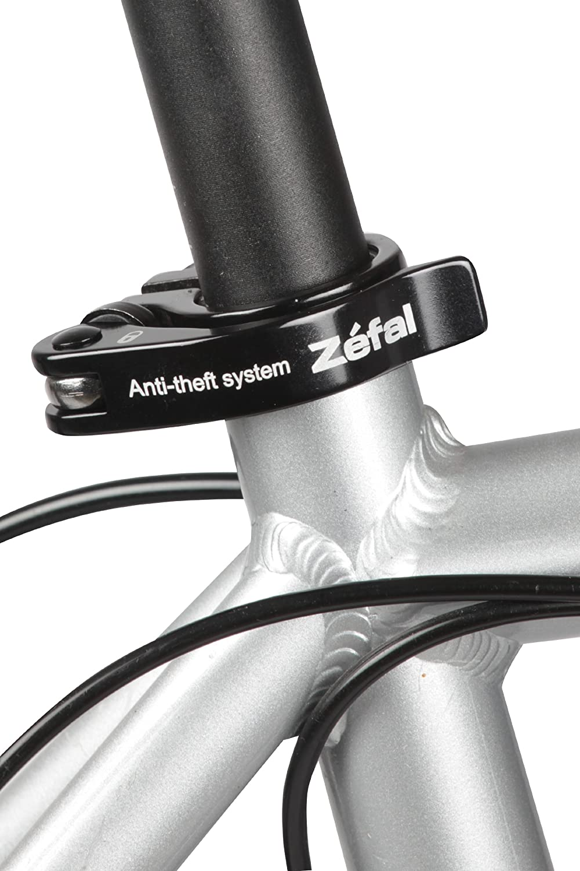 ZEFAL Lock NRoll - Antirrobo para sillines de Bicicletas, Color ...