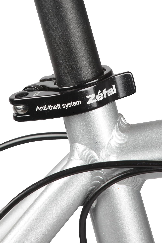 Zefal Lock NRoll - Antirrobo para sillines de bicicletas, color negro: Amazon.es: Deportes y aire libre