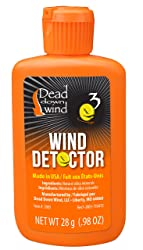 This image shows the Dead Down Wind Wind Detector hunting stocking stuffer idea.