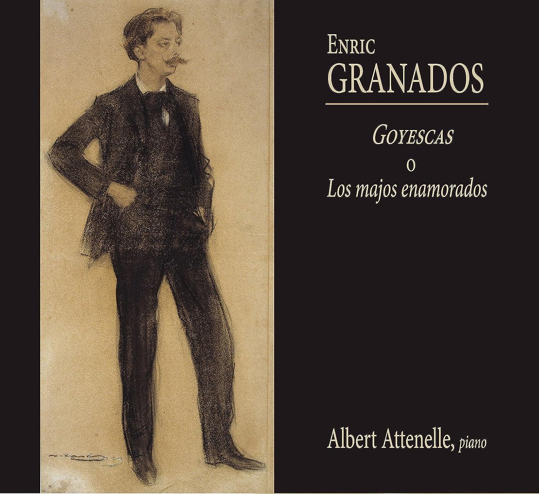Goyescas O Los Majos Enamorados: Albert Attenelle, Enric Granados: Amazon.es: Música