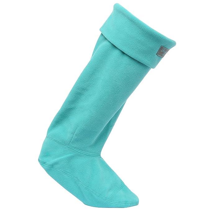 Regatta - Calcetines térmicos de polar para botas de agua colección Great Outdoors para mujer: Amazon.es: Ropa y accesorios