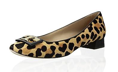 Tory Burch GIGI pump, Calf Hair Leopard Print (6)