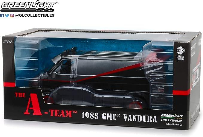 VAN Vandura GMC serie TV AGENCE TOUS RISQUES 1//24 The A-team film