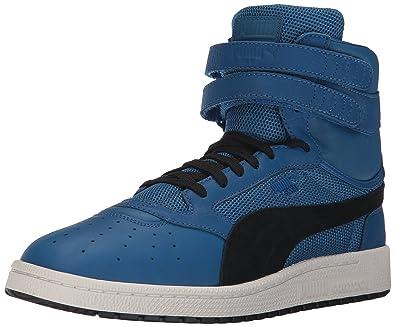 0096bdde2ab8 PUMA Men s Sky II Hi Color Blocked Lthr Sneaker