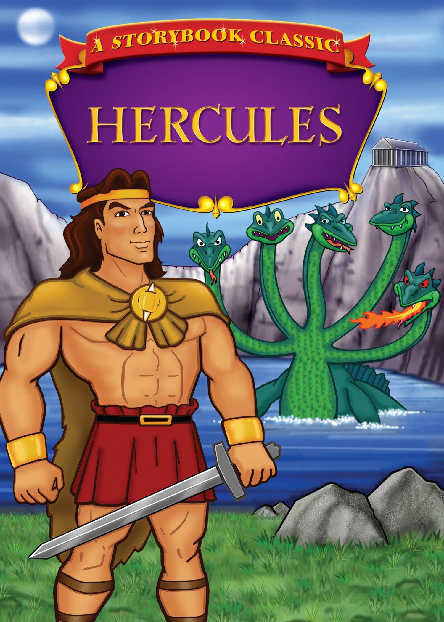 DVD : Hercules (Dubbed)