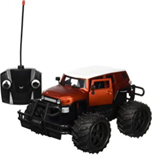 FJ Cruiser Cross Country 1:14 Scale Battery Operated Remote Controlled 4WD 2.4 GHz Toy