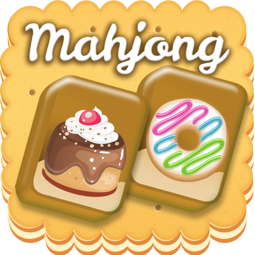 (Mahjong Cookie & Candy - colorful mahjongg solitaire game with many levels)