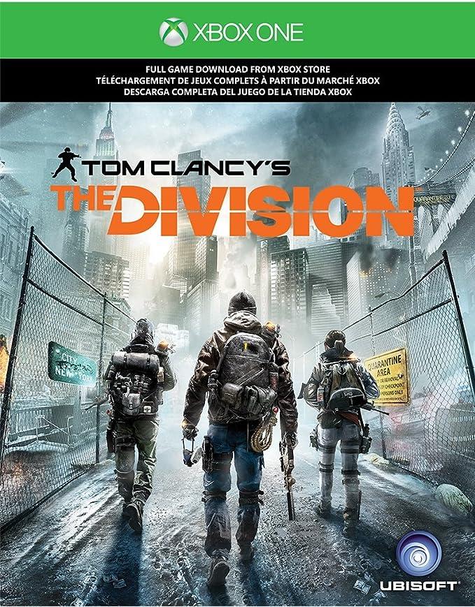 Xbox One 1TB Console - Tom Clancy\s The Division Bundle(Versión ...