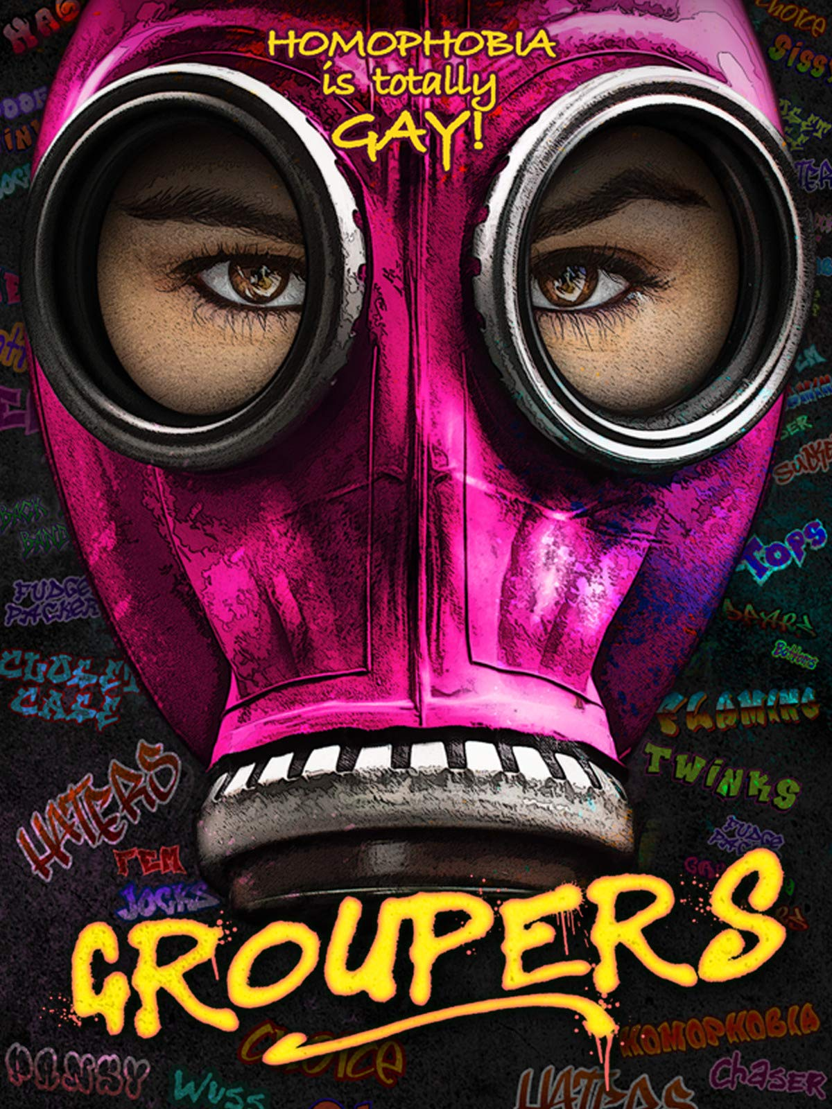 Groupers on Amazon Prime Video UK