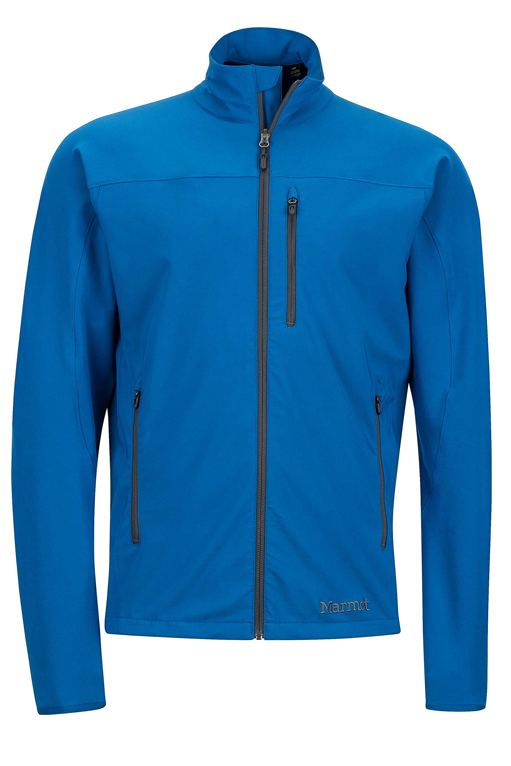Marmot Tempo Men's Softshell Jacket, Blue Sapphire, Large by Marmot