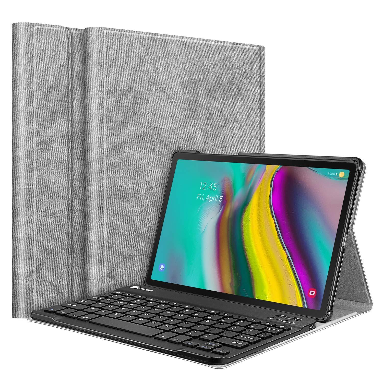 Funda + Teclado Galaxy Tab S5e Fintie [7ry4gt32]