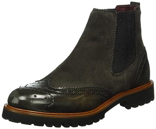 Marc O'Polo Damen 930 60812905001106 Chelsea Stiefel, Grau (Dark Grau 930 Damen 8ce56f