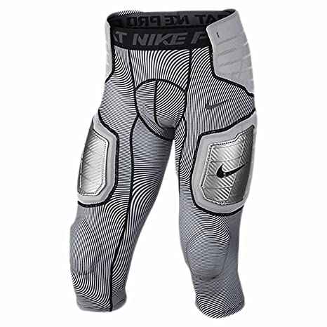 Amazon.com: NIKE Pro Mens Hyperstrong Hard Plate Three-Quarter Football  Tights: Sports & Outdoors