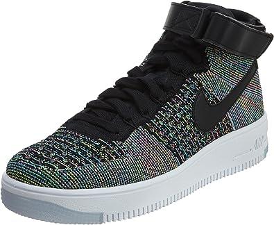 Nike Af1 Ultra Flyknit Mid, Zapatillas de Baloncesto para Hombre ...
