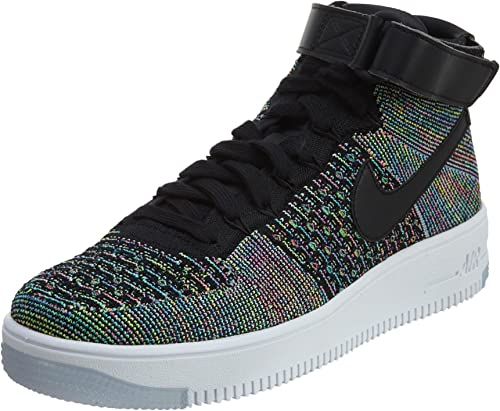 Nike Af1 Ultra Flyknit Mid Mens Trainers 817420 Sneakers Shoes
