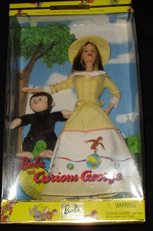 Barbie and Curious George - Collector edition