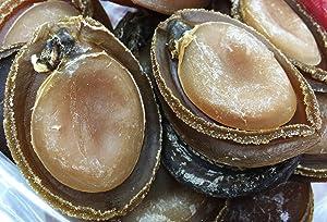 China Good Food Dried Seafood Japanese Ami Superior Abalone Baiyu 日本精選網鮑 Free Worldwide Airmail