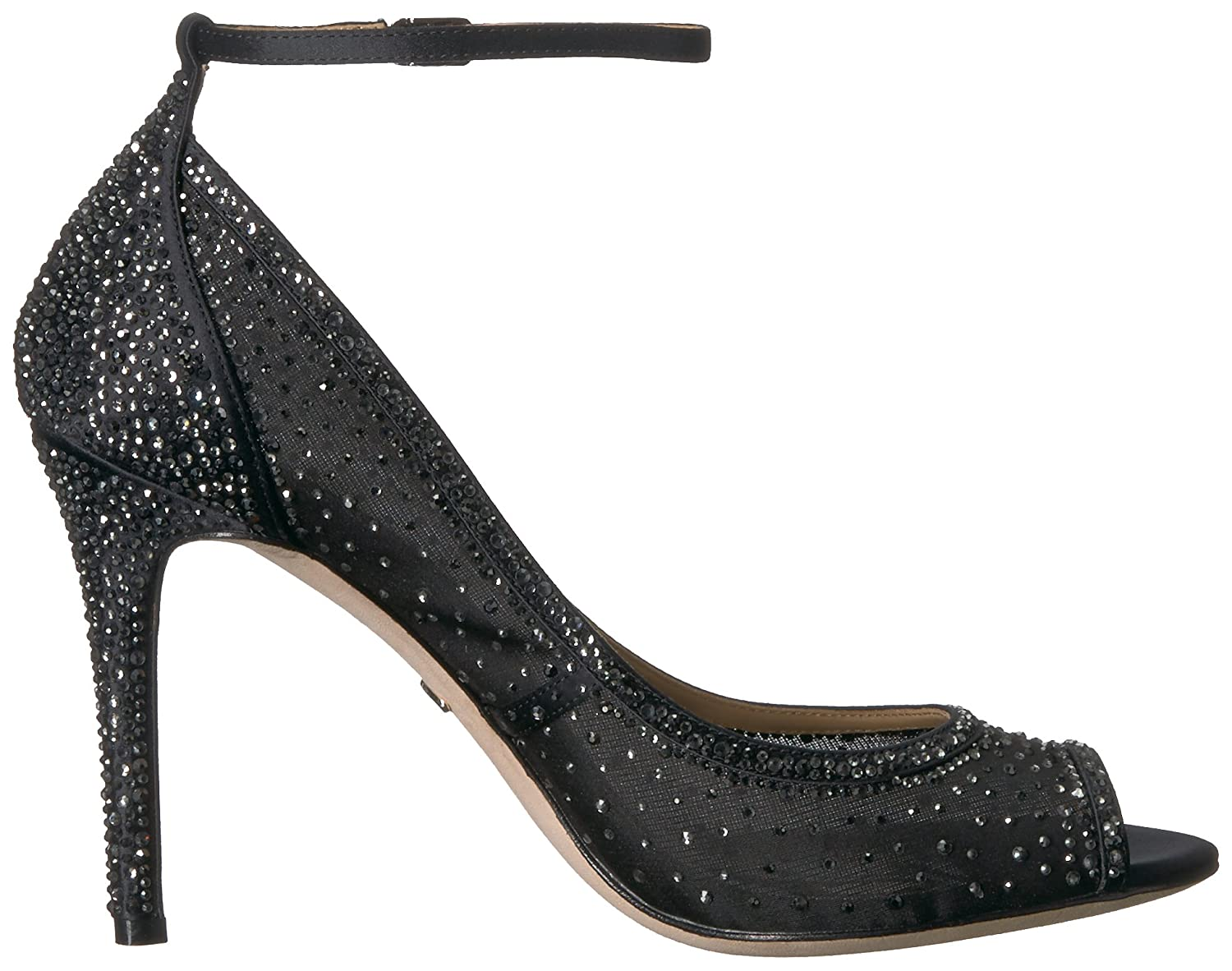 Badgley Mischka Women's 6.5 Weylin Pump B073CWWPP7 6.5 Women's B(M) US|Black baa829