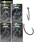 Korda Carp Fishing Krank Micro Barbed Hooks - All Sizes