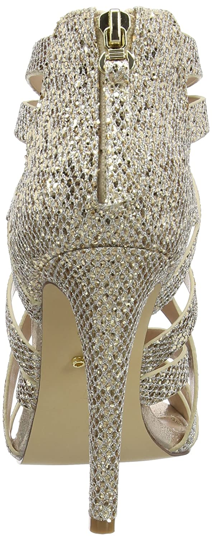2ab6198733 Lipsy Shoes Margot, Women's Open-Toe Pumps, Gold (Gold), 4 UK (37 EU):  Amazon.co.uk: Shoes & Bags