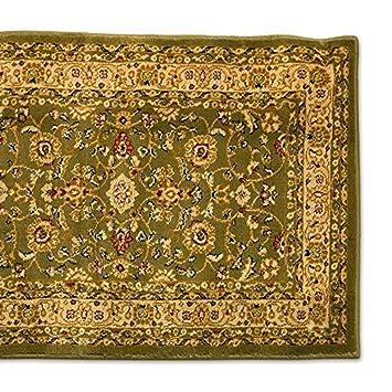 25u0027 stair runner rugs marash luxury collection stair carpet runners sage