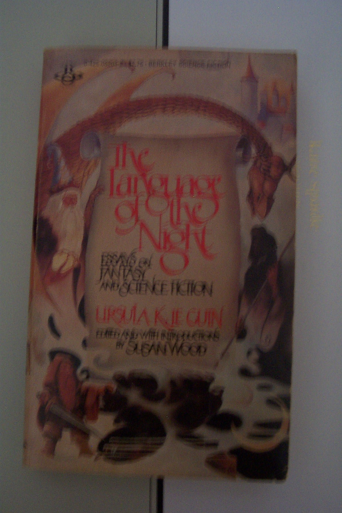 com the language of the night essays on fantasy and com the language of the night essays on fantasy and science fiction 9780060924126 ursula k le guin books