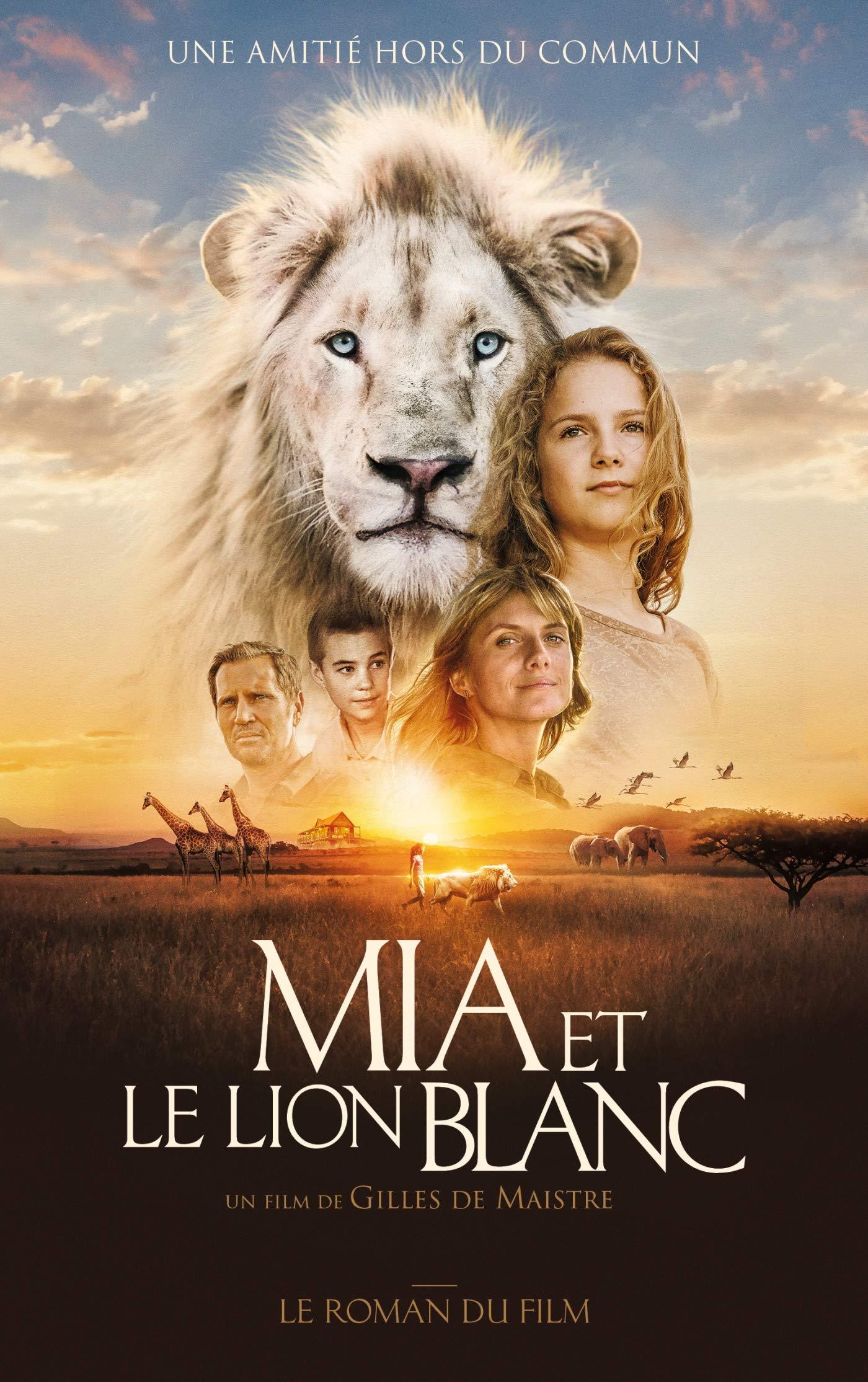 Mia Et Le Lion Blanc Tie In Ɯ¬ ɀšè²© Amazon