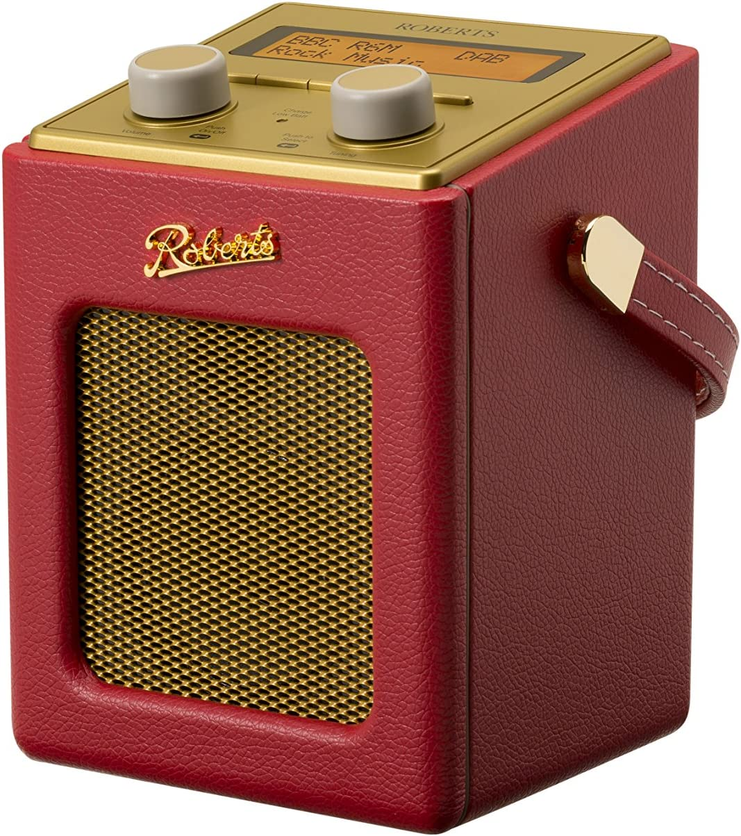 Roberts Radio Revival Mini DAB/DAB+/FM Digital Radio Red