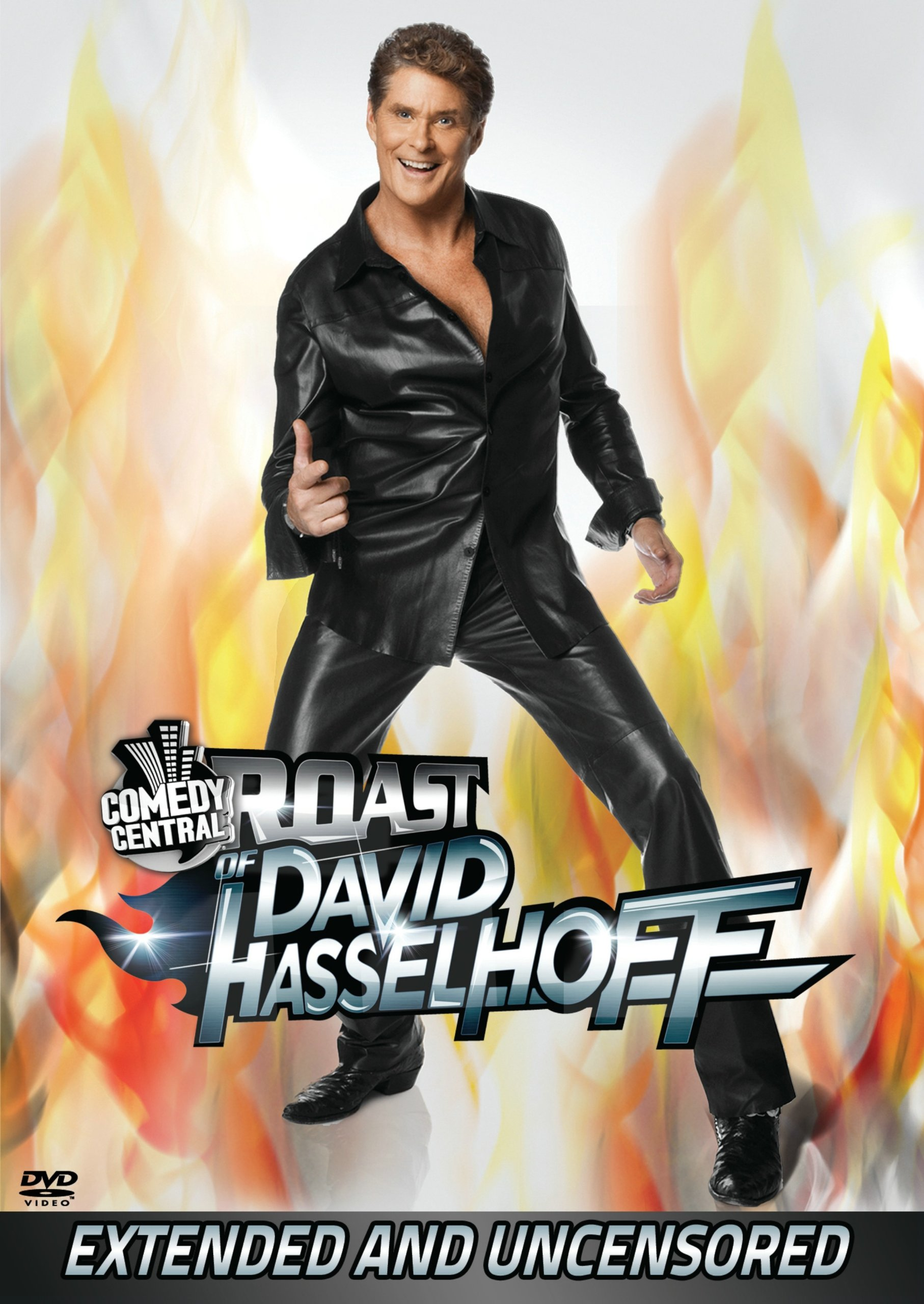 DVD : Traci Bingham - Comedy Central: Roast Of David Hasselhoff (Widescreen, Dolby)