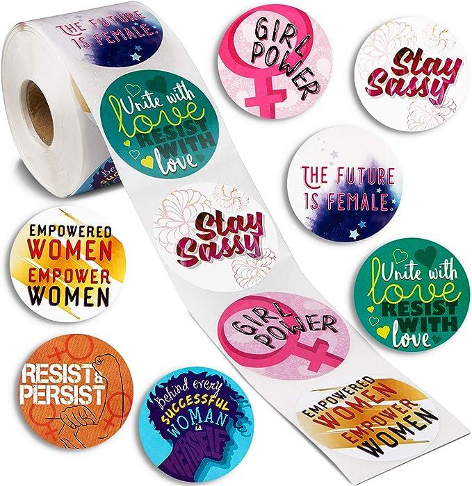 feminism is not a dirty word Vinyl Decal Wall Laptop Bumper Sticker 5