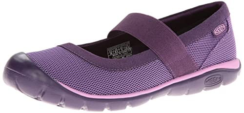 Keen Kanga MJ - Mocasines de Piel para Mujer, Color Morado, Talla 38: Amazon.es: Zapatos y complementos