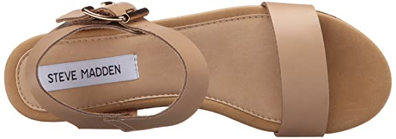e624d7027f23 Steve Madden Women s Nylee Block Wedge Shoes  Amazon.co.uk  Shoes   Bags